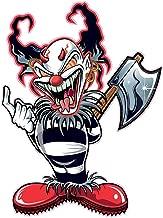 Best evil clown decals Reviews