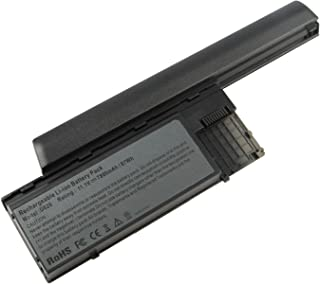 ARyee 7800mAh 11.1V Battery Laptop Battery Replacement for Dell latitude D620 D630 D631 D640 D630C D630N D630 ATG D630 UMA...