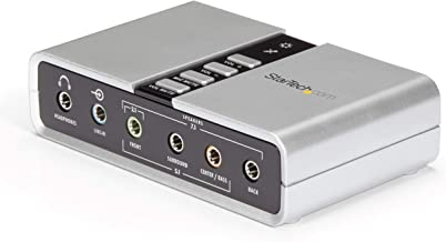 Best multi channel recording sound card Reviews