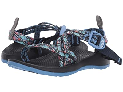 Chaco Kids Zx1 Ecotreadtm (Toddler/Little Kid/Big Kid) (Trace Eclipse) Girls Shoes