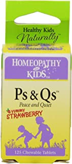 Herbs for Kids PS and QS Tablets, 125 Count
