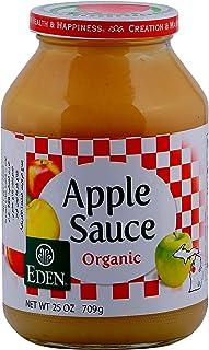 Eden Foods, Applesauce, At least 95% Organic, 25 oz