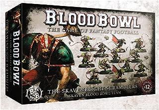 Games Workshop Blood Bowl: The Skavenblight Scramblers - 12 Figures ( 200-11