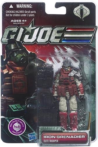 GI JOE 30th Anniversary Iron Grünadier Elite Trooper by G. I. Joe