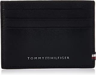 Tommy Hilfiger Textured CC Holder Wallet, One Size - AM0AM05644