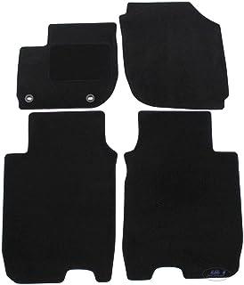 POUR HONDA HR-V 15-19 Noir Volant en Cuir Couverture Noir STIT