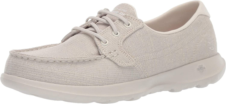 Skechers Womens Go Walk Lite - Coast Boat shoes