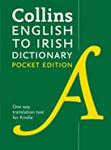 Collins English to Irish (One Way) Pocket Dictionary (Collins Pocket Reference)