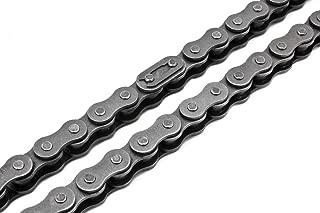 Clipschloss X-ring 520 vx2 112 maillons or-Noir DID MOTO chaîne ouverte
