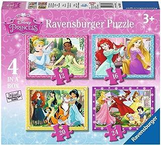 Ravensburger 73979 Disney Princess Disney Princess Kinderpuzzel, Multicolor