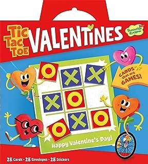Peaceable Kingdom Card Tic Tac Toe Super Valentine, 1 EA