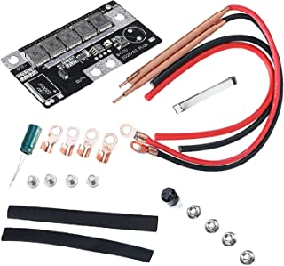 Sunydog 12V Punta Kaynak Makinesi DIY Taşınabilir Pil Enerji Depolama PCB Devre Kaynak Cihazı Kaynak Ekipmanları için 1865...