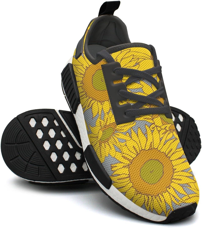 Floral Floral Floral Fall Autumn sommar Sunflower Mans Trendy ljusljus NMD springaning skor Gym utomhus Sports skor  fashional butik till salu