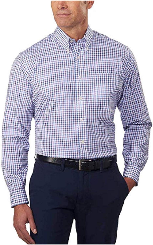Kirkland Signature Men's Button Down Dress Shirt, Variety