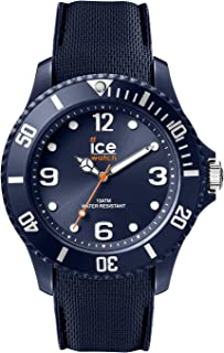 Ice-Watch - ICE sixty nine Dark blue - Montre bleue avec bracelet en silicone