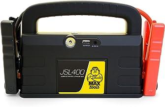 MAXTOOLS, JSL400, Arrancador y Batería de Emergencia para