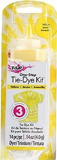 Tulip One-Step Tie Dye Kit, Yellow