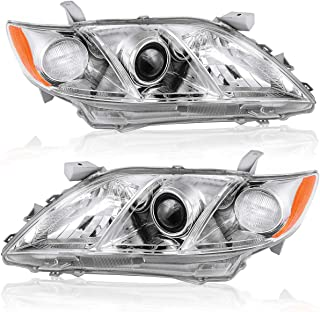 Best 2007 toyota camry headlight bulb replacement Reviews