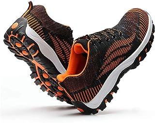 LLKK Chaussures de sécurité, chaussures de sport, chaussures de protection, chaussures de sécurité anti-casse, anti-perfor...