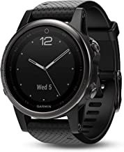 Relógio Multiesportivo Garmin Fenix 5S Preto com Monitor