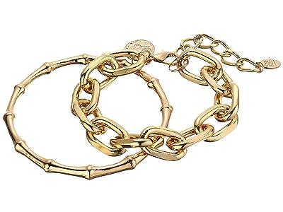8 Other Reasons Surrender Bracelet Set (Gold) Bracelet