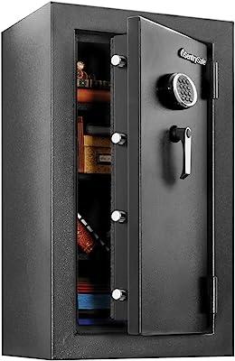 SentrySafe EF4738E Fireproof Waterproof Safe with Digital Keypad, 4.71 Cubic Feet