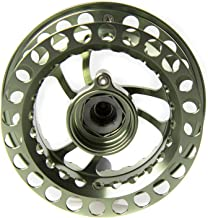 Temple Fork Outfitters BVK Super Large Arbor Fly Reels Model: TFR BVK 3 M SS