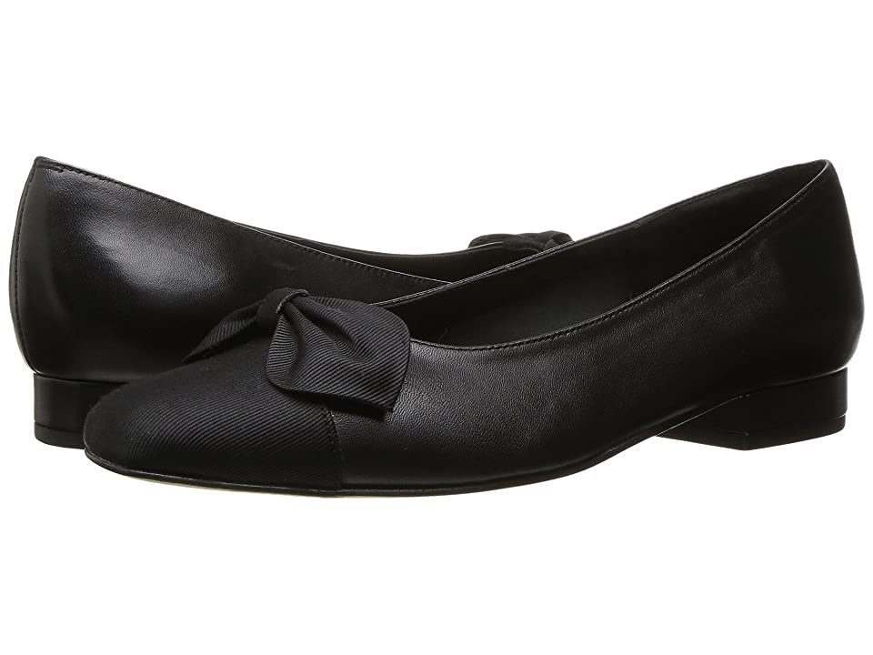 Vaneli Favor (Black Nappa/Black Grosgrain) Women