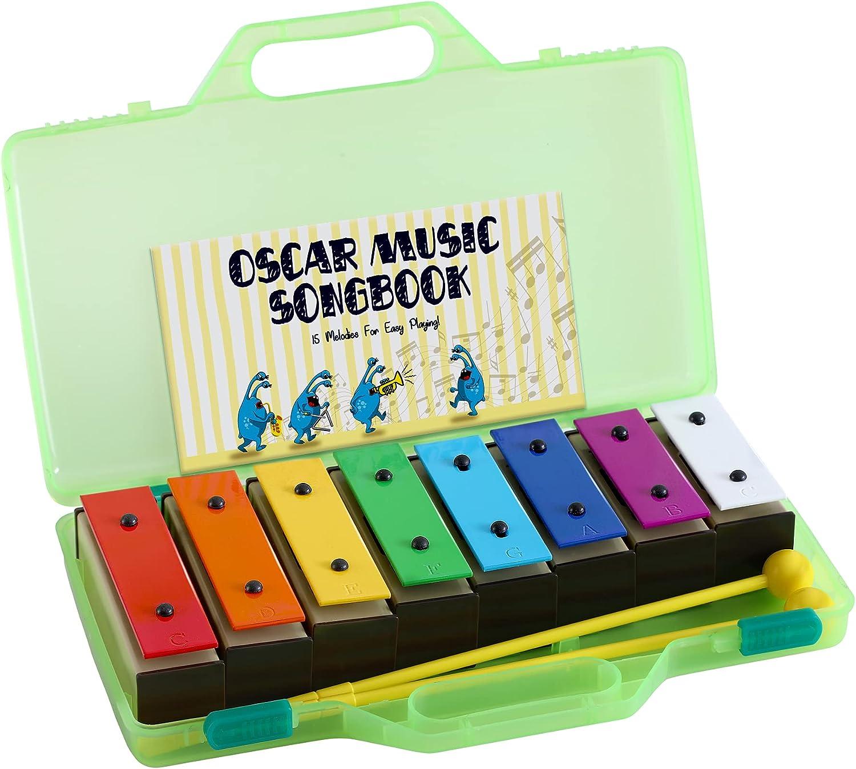 MiniArtis Resonator Bells for Kids Glockenspiel Xylophone New item No 8 Max 65% OFF