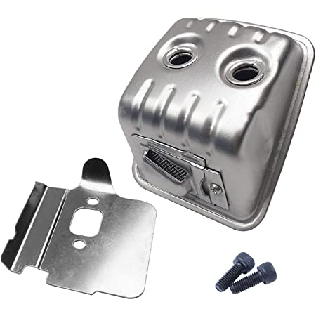 Details about  /Exhaust Muffler For Husqvarna 435 440 440E 445 445E 450 Chainsaw Parts 544147702
