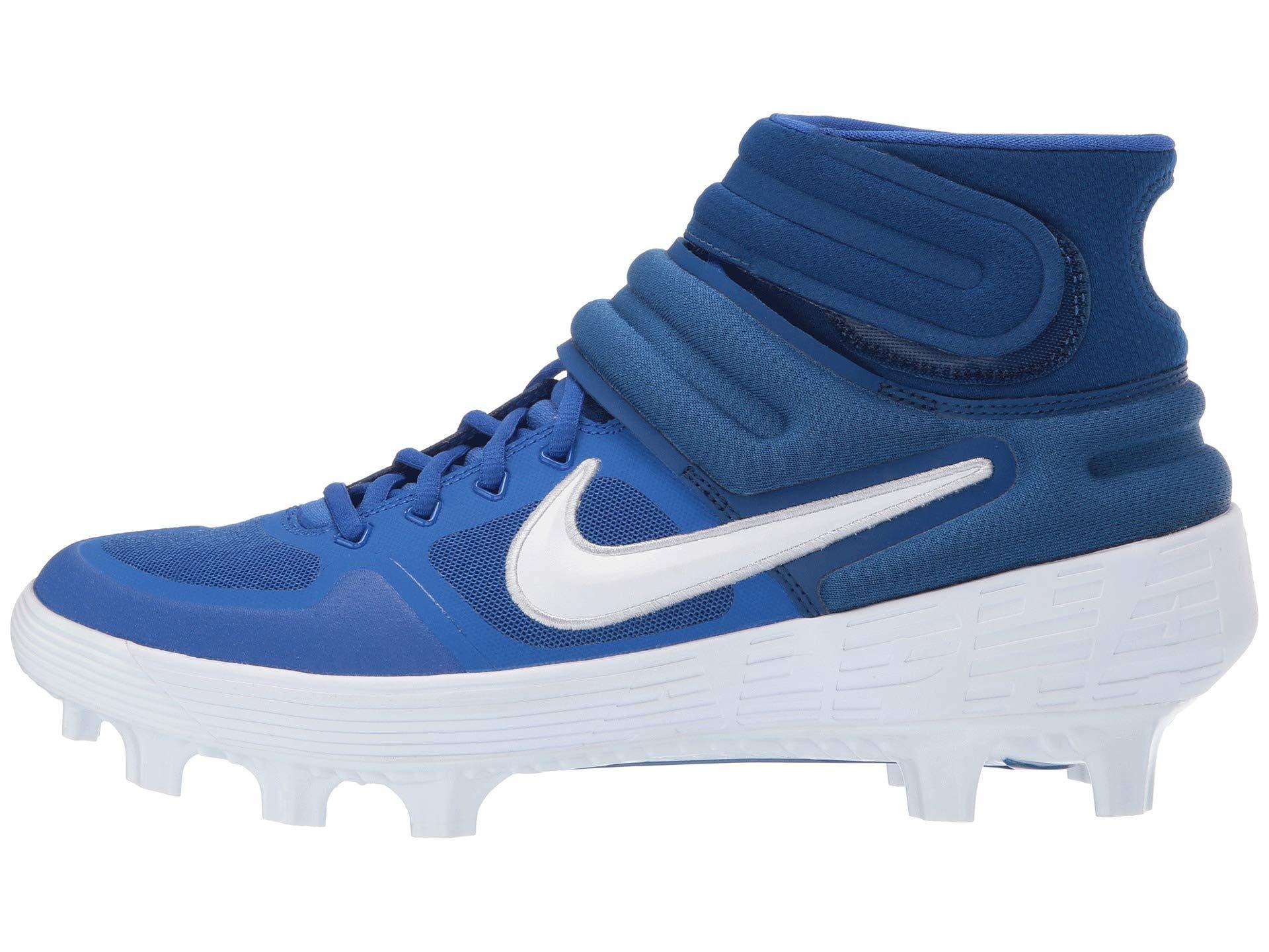 Game Alpha 2 Mid Royal Mcs Huarache gym Blue white Elite Nike w7YSq4S