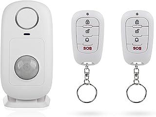 Smartwares SMA-40150 draadloos mini-alarm met bewegingssensor, wit