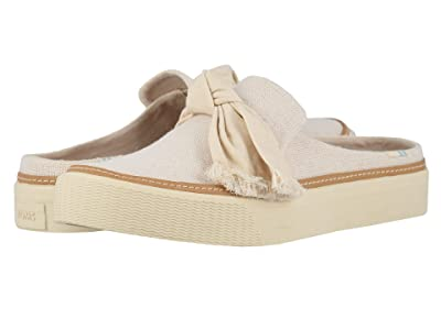 TOMS Sunrise (Natural Heritage Canvas/Knot) Women