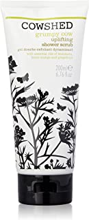 Cowshed Grumpy Cow Uplifting Shower Scrub for Women, 6.76 Ounce