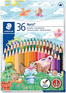 Staedtler Colored Pencils, 36 Colors (144ND36)