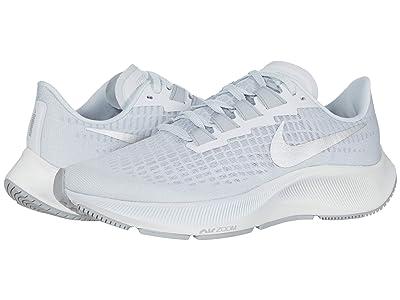 Nike Air Zoom Pegasus 37 (Pure Platinum/Metallic Silver/Wolf Grey) Women