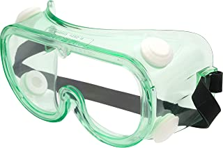 Safety Goggles Vented Clear Shop Chemistry Glasses