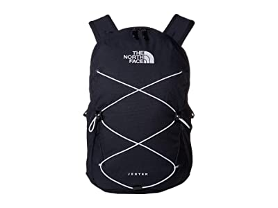 The North Face Jester Backpack (Aviator Navy Light Heather/TNF White) Backpack Bags