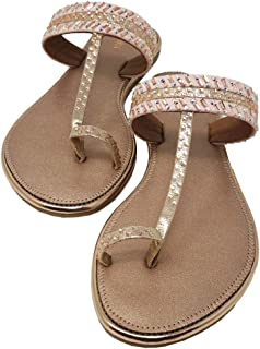 Lazera Fashion Sandals Flat Designer Edition