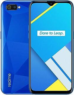 هاتف ريلمي سي 2 ثنائي شرائح الاتصال - الجيل الرابع ال تي اي 64GB, 3GB RAM C2