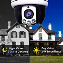 Surveillance Recorder 5Mp 1080P Ahd Surveillance Ptz Camera Cvi Tvi Cvbs Outdoor Sony Cmos Pan Tilt 5X Zoom Mini Dome Vide...