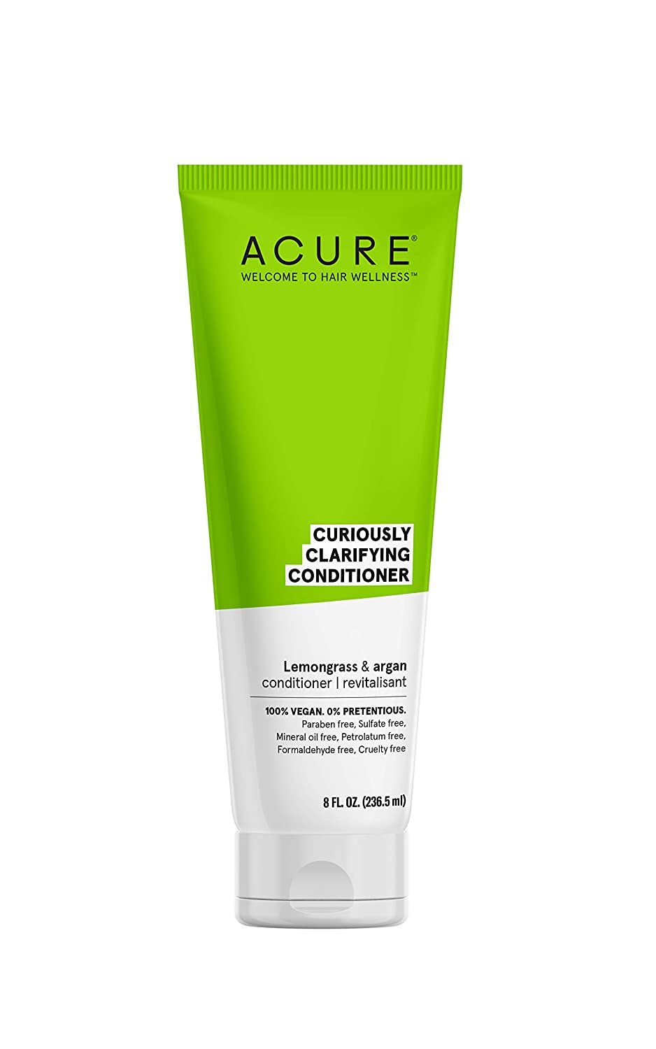 Acure Curiously Clarifying Conditioner Cleanses Argan Sales of SALE items from new Store works Gently