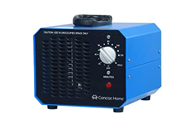 Concise CH-0020 Home Blue 10000mg Commercial Ozone Generator