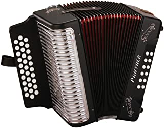 Hohner Panther 31 Button Diatonic Accordion in GCF