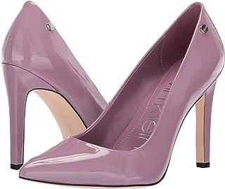 fc3ba5c1e9cb Amazon.com  Purple - Pumps   Shoes  Clothing