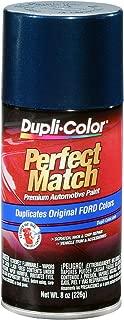 Dupli-Color BFM0187 Dark Blue Perfect Match Premium Automotive Paint, 8. Fluid_Ounces