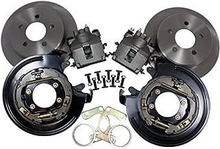 Best 1993 f150 rear disc brake conversion Reviews