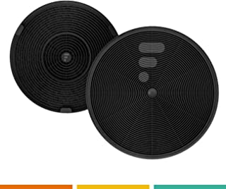 Roblin 5403004 / Franke 445927 / Faber 6093021-2 filtres à charbon actif