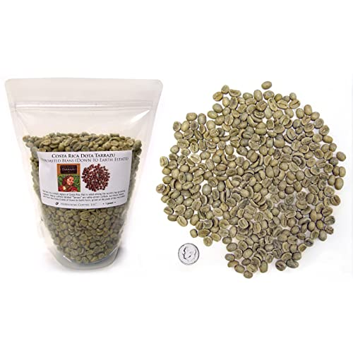 Unroasted Coffee Beans >> Green Coffee Beans Amazon Com