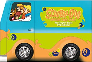 scooby doo series dvd